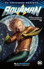 Aquaman Tp Vol 04 Underworld (Rebirth) (STL067228)