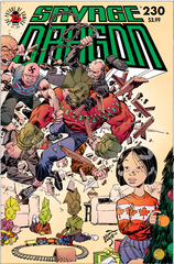 Savage Dragon #230 (Mr)