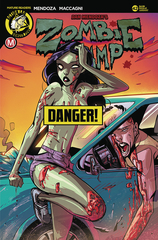 Zombie Tramp Ongoing #42 (Mature Readers) (Cover B - Celor Risque)