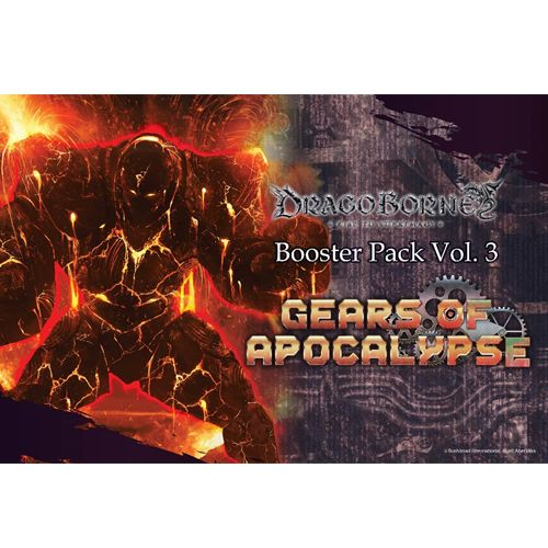 Dragoborne Rise To Supremacy: Gears Of Apocalypse - Booster Box