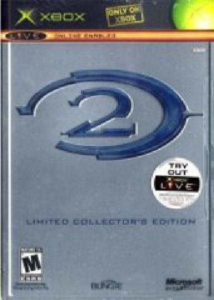 Halo 2 Collector's Edition - Video Games New » Xbox Original
