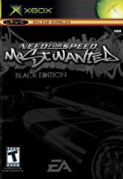 Need for Speed Most Wanted Black - Video Games New » Xbox