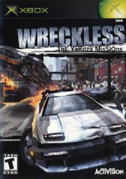 Wreckless Yakuza Missions