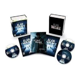 Alan Wake Limited Edition