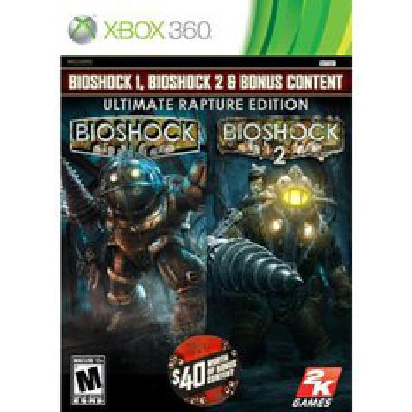 Bioshock Ultimate Rapture Edition - Video Games » Microsoft » Xbox