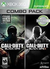 Call of Duty Black Ops I and II Combo Pack