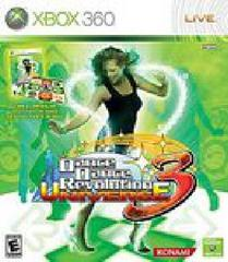 Dance Dance Revolution Universe 3 Bundle