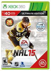 NHL 15: Ultimate Edition