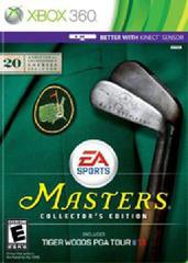Tiger Woods PGA Tour 13 Masters Collector's Edition