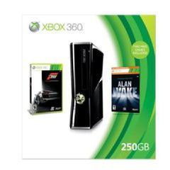 Xbox 360 Slim Console 250GB Holiday Bundle