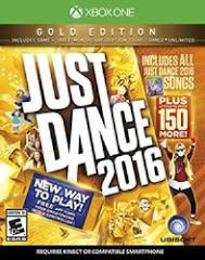 Just Dance 2016: Gold Edition