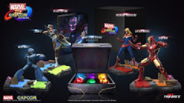 Marvel vs Capcom: Infinite Collectors Edition