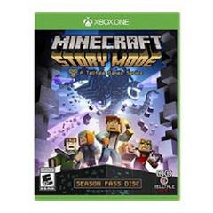 Minecraft: Story Mode Season Disc