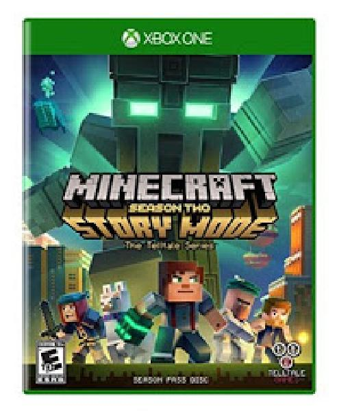 Minecraft: Story Mode Season Two - Video Games » Microsoft