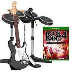 Rock Band 4 Band-in-a-Box Bundle