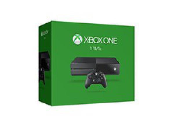 Microsoft Xbox One Console 1TB - Black