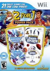 2 for 1 Power Pack Winter Blast & Summer Sports 2