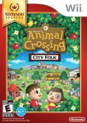 Animal Crossing City Folk: Nintendo Selects