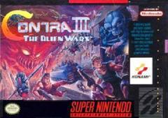 Contra III The Alien Wars
