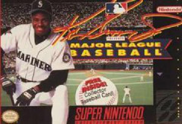 Ken Griffey Jr Major League Baseball