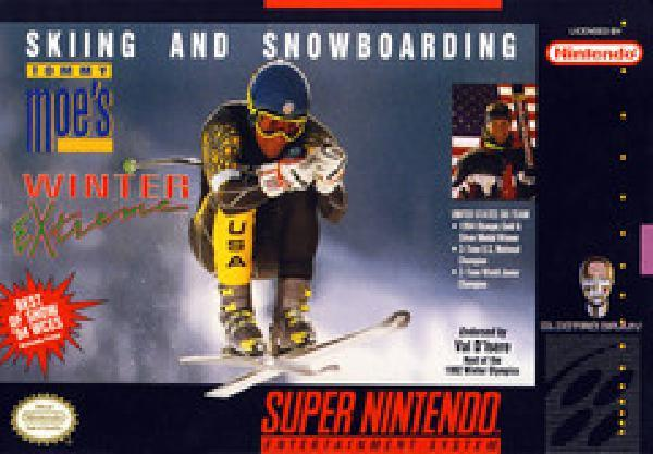 Skiing & Snowboarding: Tommy Moes Winter Extreme