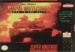 Super Battletank War in the Gulf