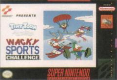 Tiny Toon Adventures Wacky Sports Challenge