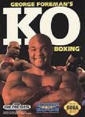 George Foreman's KO Boxing