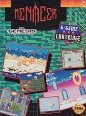 Menacer: 6-Game Cartridge