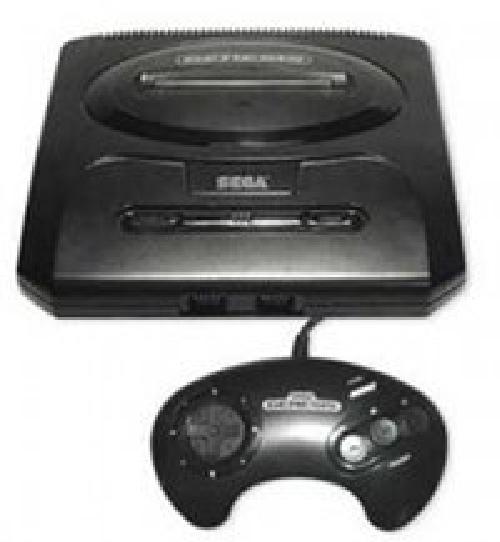 Sega Genesis 2 Console - Video Games » Video Game Consoles