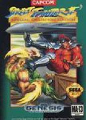 Street Fighter II Special Champion Edition