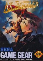 Ax Battler a Legend of Golden Axe