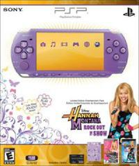PSP 3000 Limited Edition Hanna Montana Version