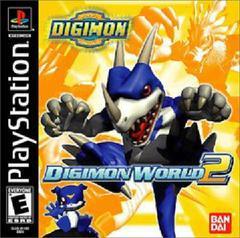 Digimon World 2