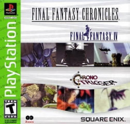 Final Fantasy Chronicles [Greatest Hits]