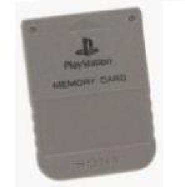 PS1 Memory Card