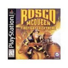 Rosco McQueen Firefighter Extreme