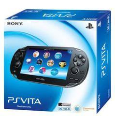 PlayStation Vita 3G/WiFi Edition