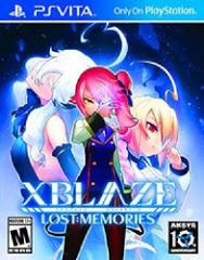 XBlaze Lost: Memories