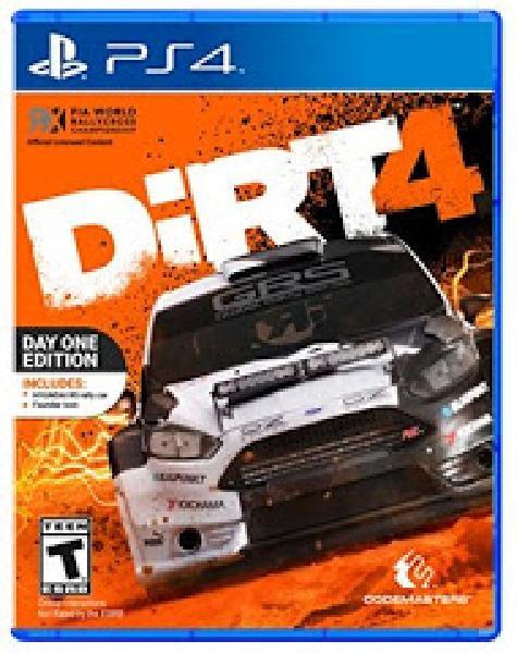 Dirt 4