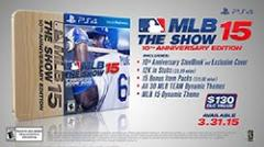 MLB 15: The Show 10th Anniversary Edition