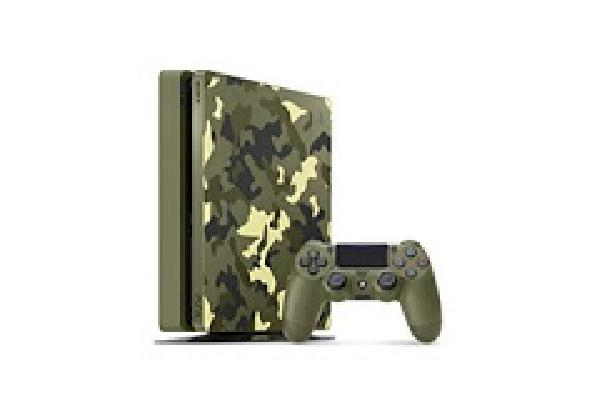 Playstation 4 Pro 1TB Call of Duty WWII Console