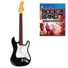 Rock Band 4 Guitar Bundle