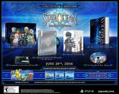 Star Ocean Integrity and Faithlessness Collector's Edition
