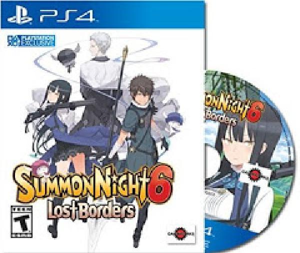 Summon Night 6 Lost Borders [Amu Edition]
