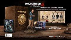 Uncharted 4 A Thief's End Libertalia Collector's Edition