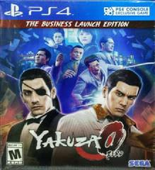 Yakuza 0 Business Launch Edition