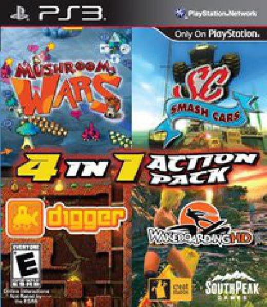 4 In 1 Action Pack