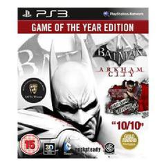 Batman: Arkham City [Game of the Year]