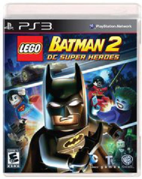Lego Batman 2 Video Games Sony Playstation 3 Frontline Games